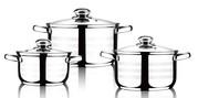 Посуда для кухни, посуда BergHOF,  Сook Co,  KaiserHoff,  SWISS&BOS